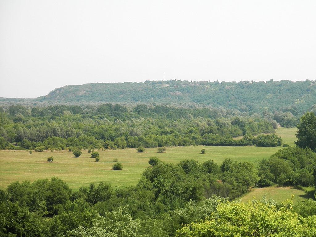 Batina - The end part of Bansko brdo (Mons Aureus) (Vukmanić 2011)