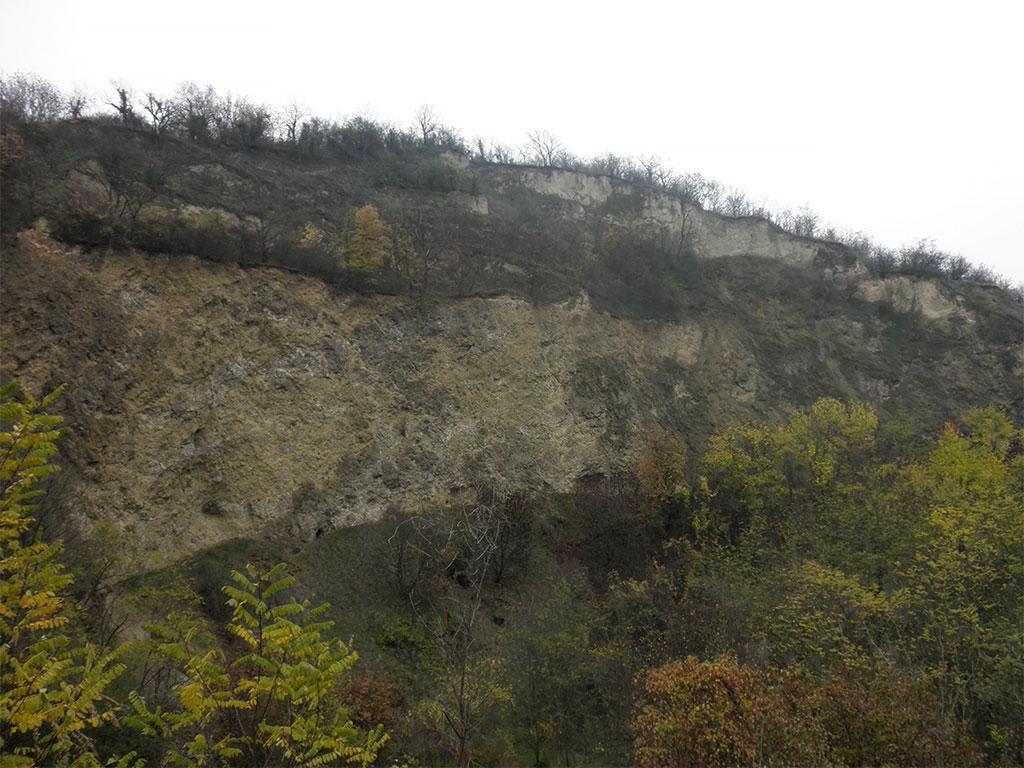 Batina - Stone quarry in Batina (Vukmanić 2013)