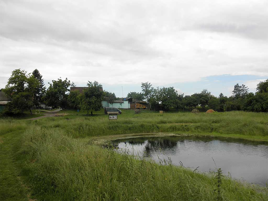 Kopačevo - Mjesto nekadašnjeg lokaliteta (Vukmanić 2011)