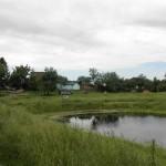 Kopačevo - View on the former Roman site (Vukmanić 2011)