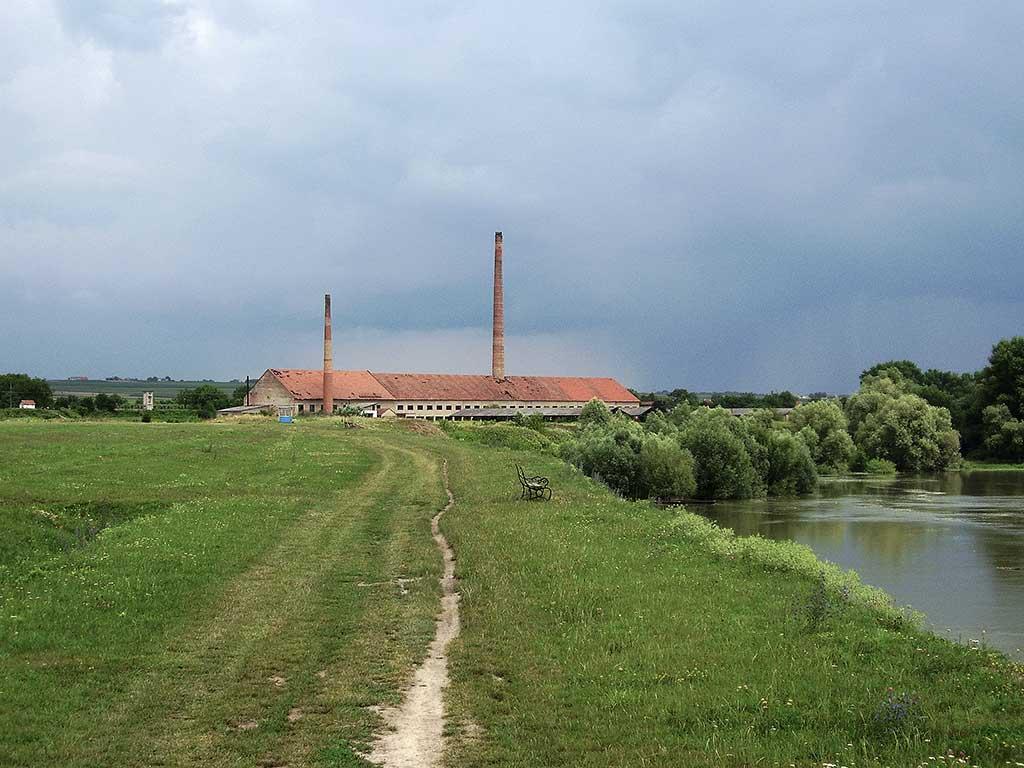 Dalj - Moguće mjesto nekadašnjeg kastela (Vukmanić 2009)