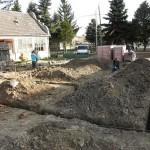 Kamenac - Arheološki nadzor pri iskopavanju temelja za župni dom Reformatorske crkve (Vukmanić 2012)