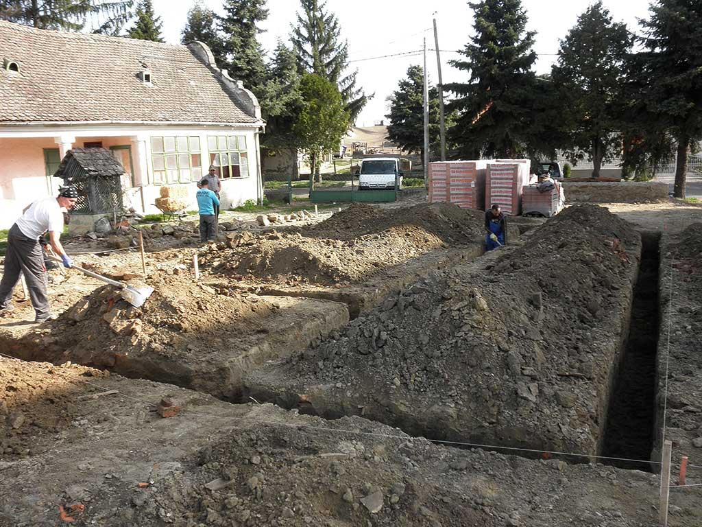 Kamenac - Archeological surveilance (Vukmanić 2012)