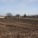 Popovac - Possible traces of Roman military camp ditches (Vukmanić 2009)