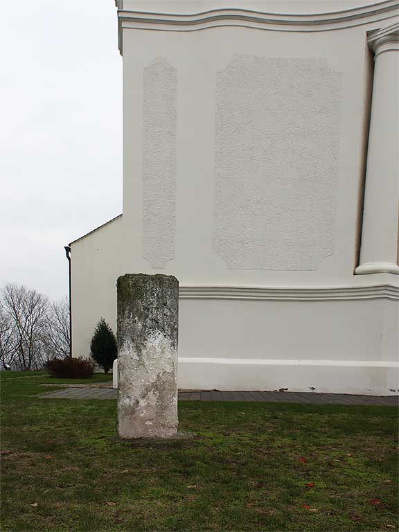 Sotin - A part of a Roman column (Vukmanić 2009)