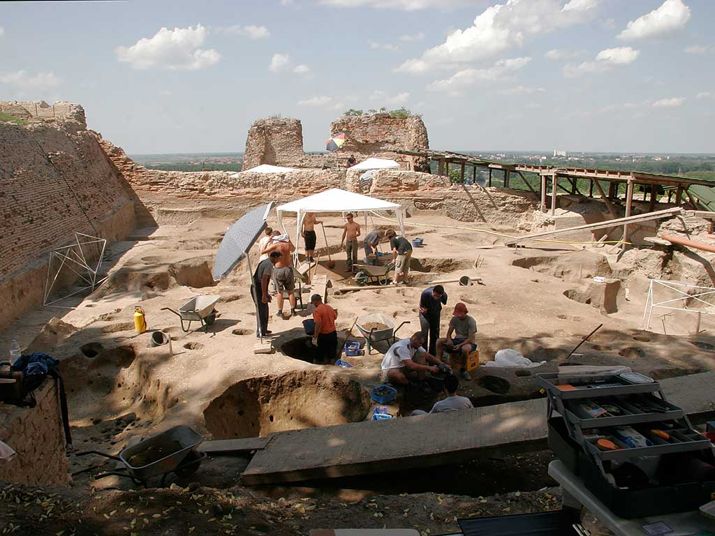 Ilok - Archaeological excavations (Ferenčević 2007)