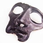 Sotin - Dio paradne maske rimske kacige (Arheološki muzej u Zagrebu 2008)