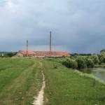Dalj - A possible site of the Roman fort Teutoburgium (Vukmanić 2009)